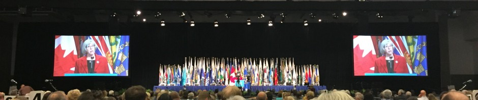 Final Update – The Incredible 5 days that was UBCM – Rolling week long post