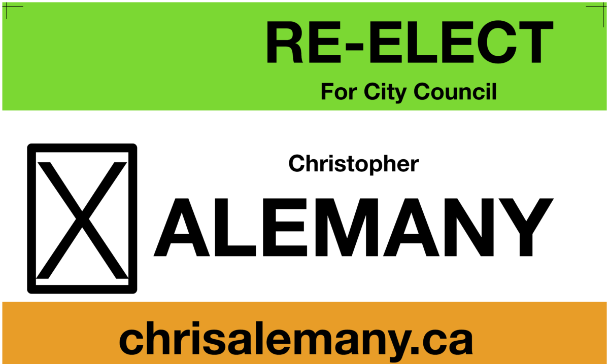 Chris – A Councillor in Port Alberni